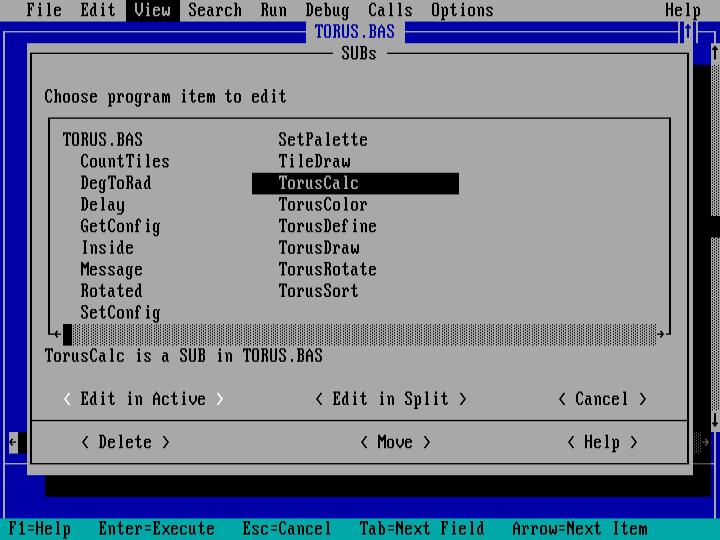 Qbasic 4. 5 from microsoft xilusdesk.